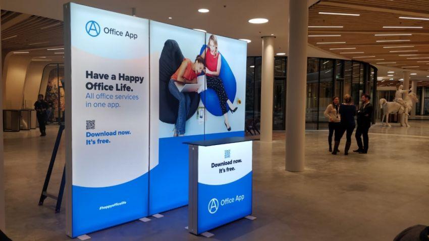 Office App lanceert in het nieuwe Triodos gebouw en bewijst de beste keuze te zijn voor energie positieve kantoorpanden