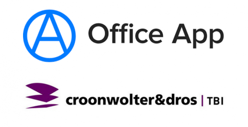 200 gebouwen over op innovatief digitaal totaal platform voor faciliteiten & services door samenwerking Croonwolter&dros & Office App