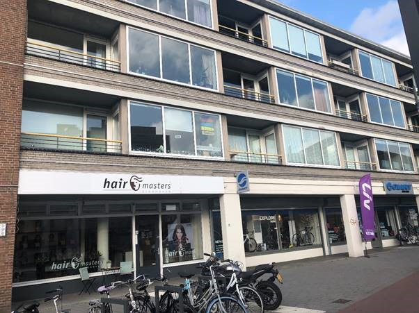 Camelot Europe koopt woonblok in Eindhoven centrum