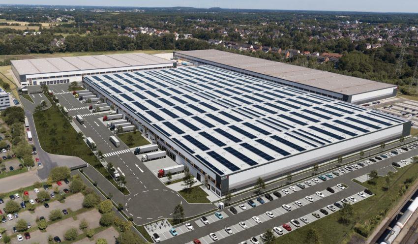 SEGRO breidt SEGRO Logistics Park Oberhausen uit met 51.600 m²