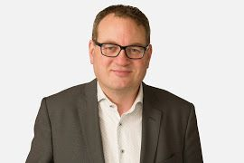 Paul de Winter senior ontwikkelingsmanager bij Hoorne Vastgoed